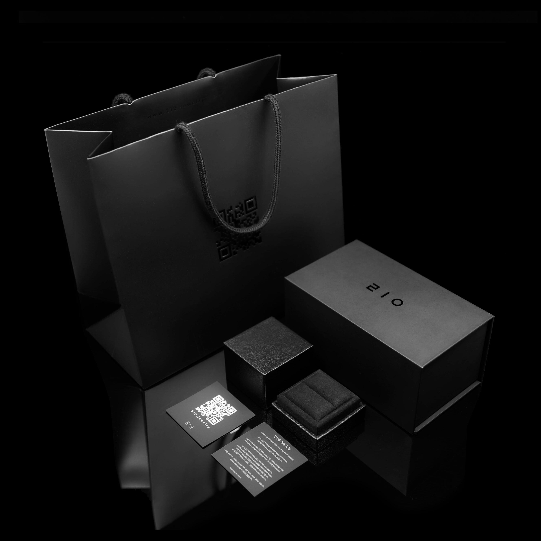 210.jewelry 고품질 맞춤 패키지 전체 구성