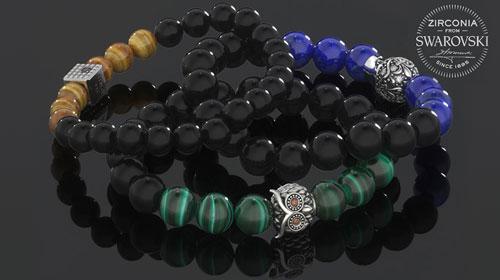 1ING[일링] 비즈 팔찌(Beads Bracelet)
